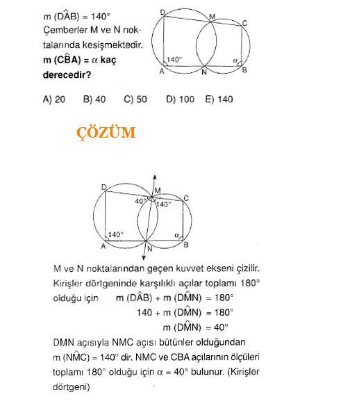 C387ember soru ve C3A7C3B6zC3BCmleri