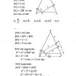 İkizkenar ve Eşkanar üçgen soru ve çözümleri