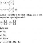 Pozitif Tam Sayılarla İlgili Çözümlü Sorular KPSS