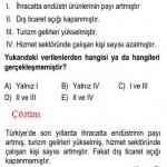 Türkiyenin Ticareti İle ilgili Çözümlü Sorular KPSS