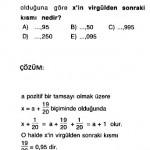 dgs matematik rasyonel sayılarla ilgili çıkmış çözümlü sorular