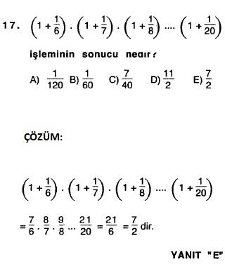 rasyonel sayılarla ilgili cevap anahtarlı sorular sbs ygs kpss